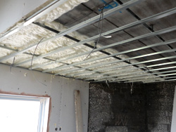 Icynene Insulation Photo Gallery